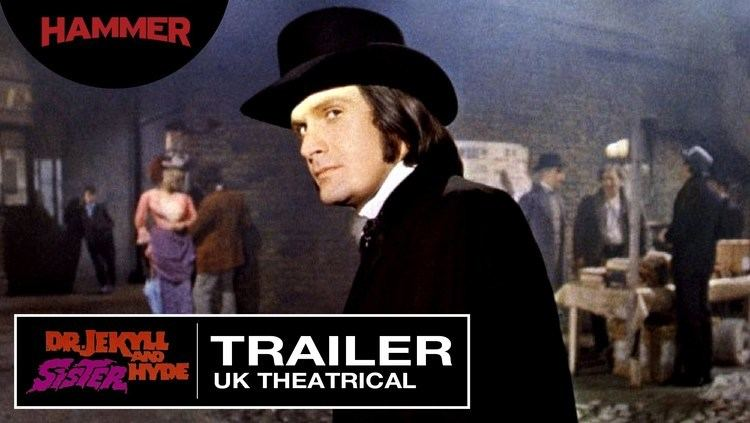 Dr. Jekyll and Sister Hyde DR Jekyll Sister Hyde 1971 Trailer YouTube