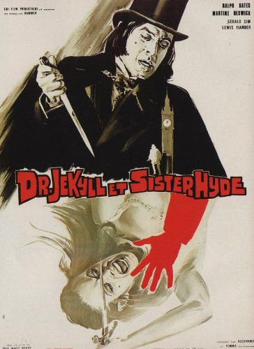 Dr. Jekyll and Sister Hyde Apocalypse Later Dr Jekyll and Sister Hyde 1971