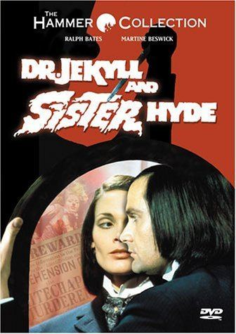 Dr. Jekyll and Sister Hyde Amazoncom Dr Jekyll and Sister Hyde Ralph Bates Martine Beswick