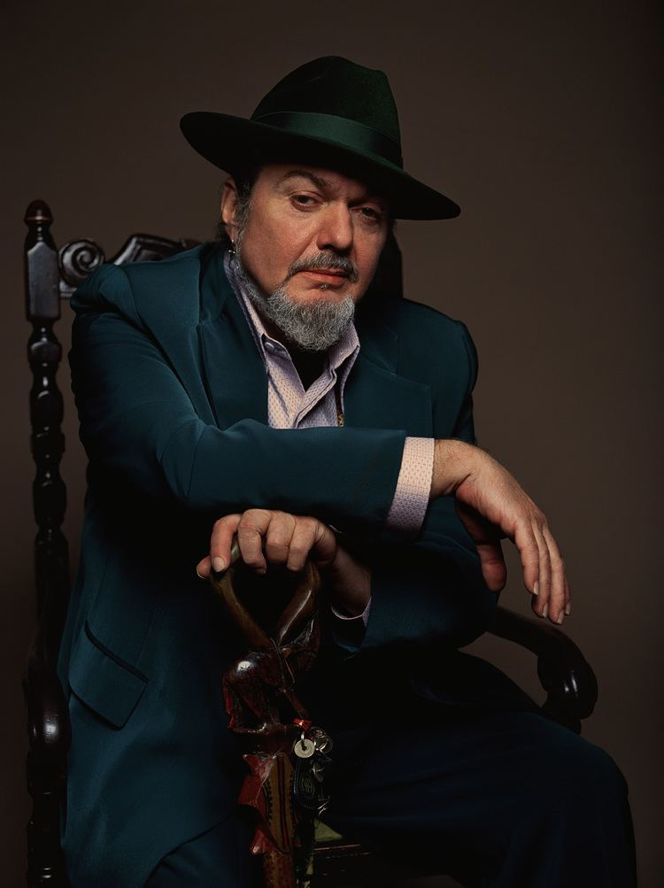 Dr. John Where Y39at Mule Dr John Makes it into the Rock39N39Roll