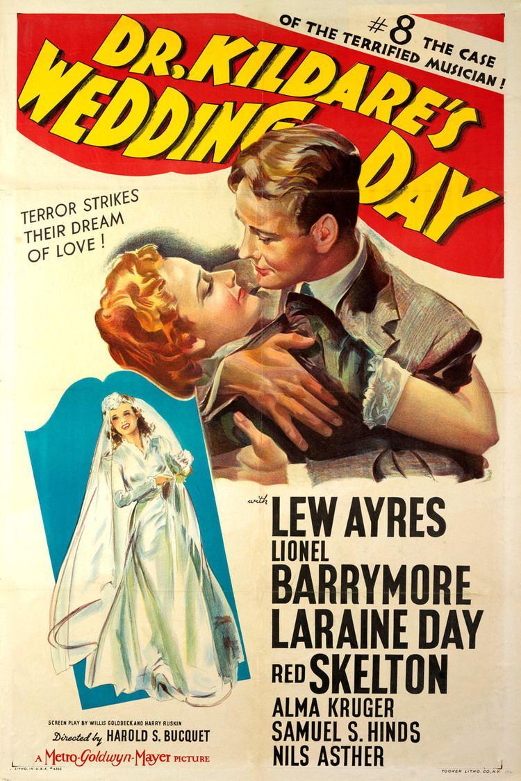 Dr. Kildare's Wedding Day wwwgstaticcomtvthumbmovieposters40041p40041