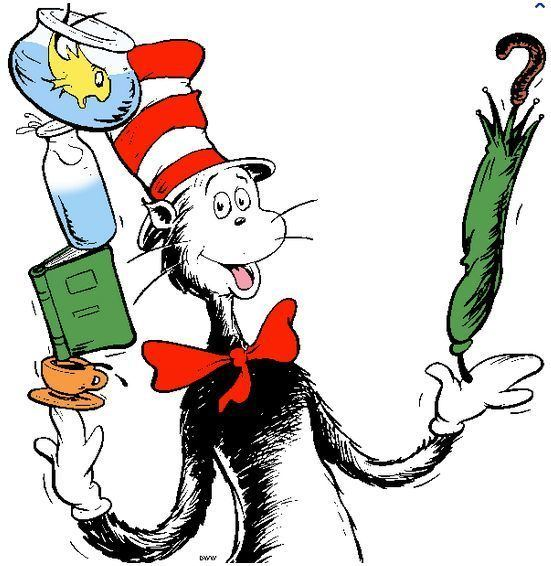 Dr. Seuss Dr Seuss and Being a German Jew Said to Myself