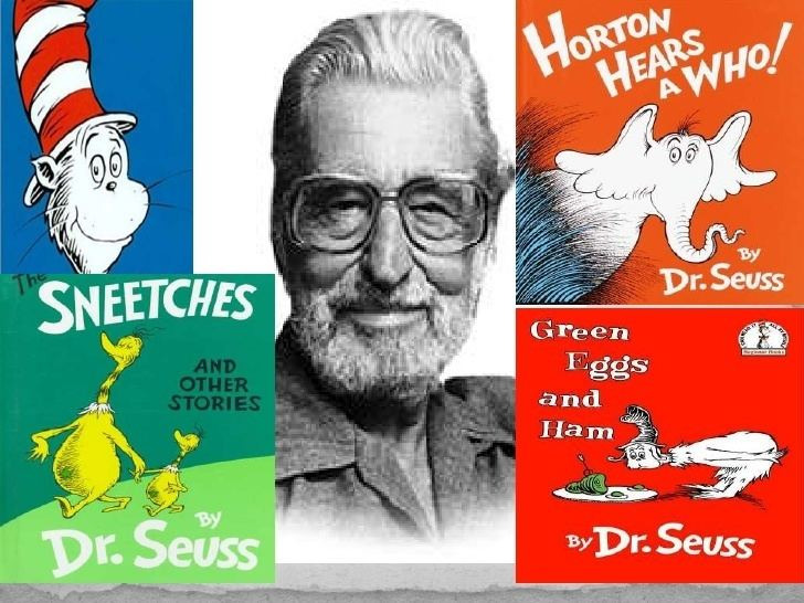 Dr. Seuss A Literary Analysis Of Theodor Seuss Geisel