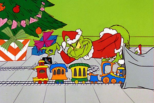 How the Grinch Stole Christmas! (TV special) movie scenes How The Grinch Stole Christmas Animated Reboot