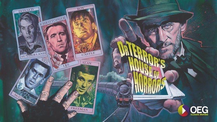 Dr. Terror's House of Horrors Dr Terrors House of Horror 1965 Trailer 1080p YouTube