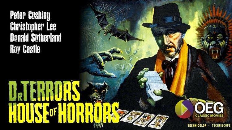 Dr. Terror's House of Horrors Dr Terrors House of Horror 1965 Trailer YouTube