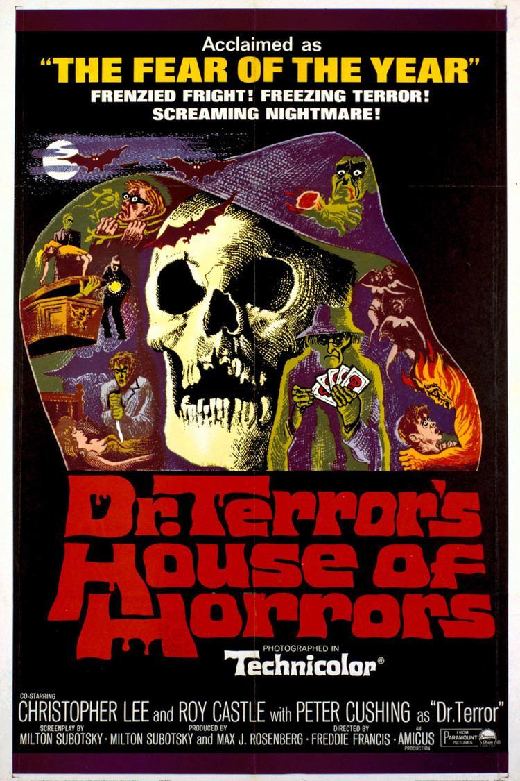 Dr. Terror's House of Horrors wwwgstaticcomtvthumbmovieposters1742p1742p