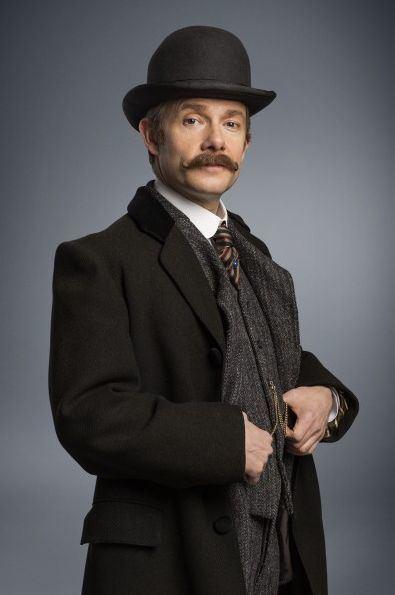 Dr. Watson Martin Freeman as Dr Watson Cultjer