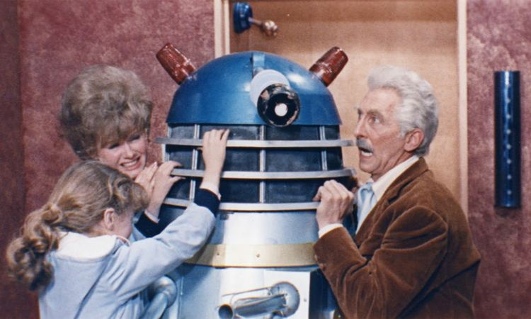 Dr. Who and the Daleks Dr Who and the Daleks U Chapter