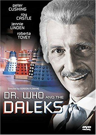 Dr. Who and the Daleks Amazoncom Dr Who and The Daleks Peter Cushing Roy Castle