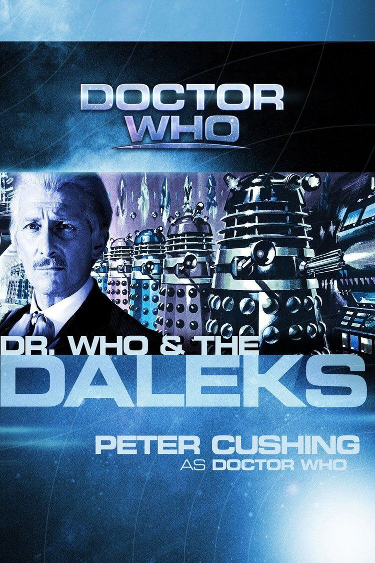 Dr. Who and the Daleks wwwgstaticcomtvthumbmovieposters39374p39374