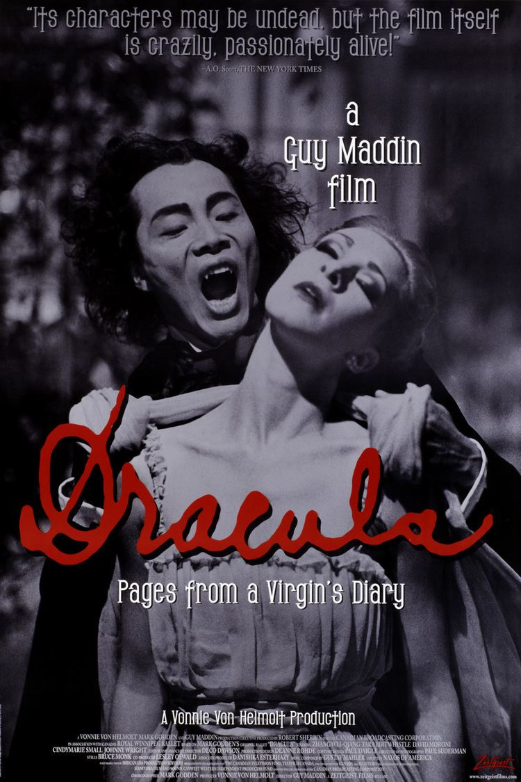 Dracula: Pages from a Virgin's Diary wwwgstaticcomtvthumbmovieposters79081p79081