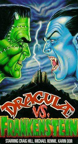 Dracula vs. Frankenstein Dracula vs Frankenstein 1971