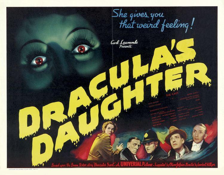 Dracula's Daughter Draculas Daughter