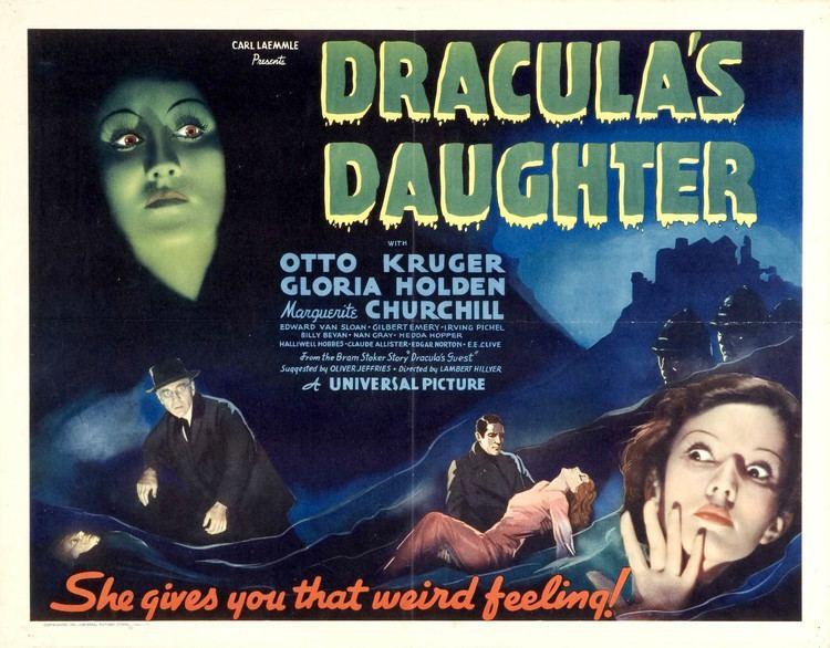 Dracula's Daughter Draculas Daughter Does It Meet The Benchmark