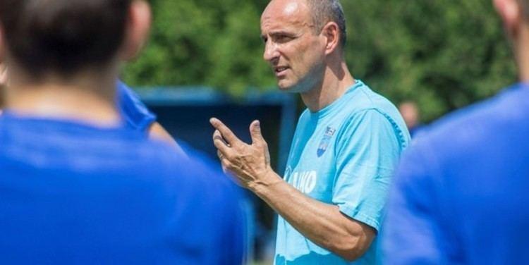 Dražen Besek Draen Besek novi trener Osijeka eljan sam rada stigao sam