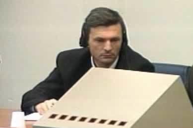 Dragan Obrenović PUKOVNIK OBRENOVI SE IZJASNIO DA NIJE KRIV ZA GENOCID U SREBRENICI
