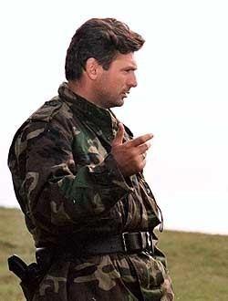 Dragan Obrenović Vreme 537 Dosije Srebrenica Skrivac masovnih grobnica