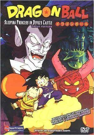 Dragon Ball: Sleeping Princess in Devil's Castle Dragon Ball Movie 2 Sleeping Princess in Devils Castle AnimePlanet