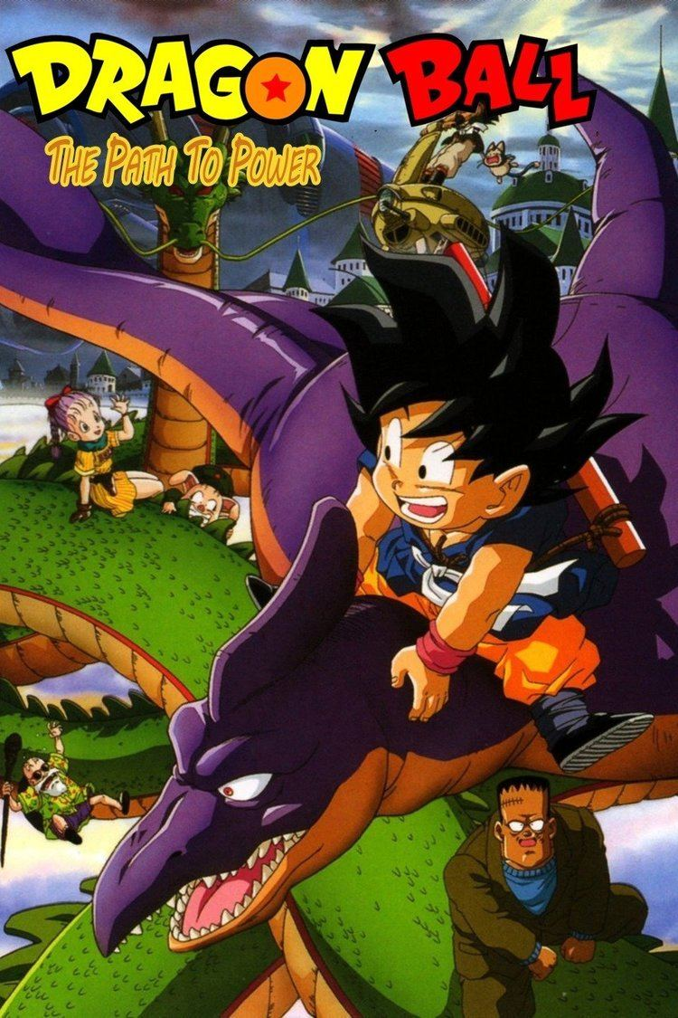 Dragon Ball: The Path to Power wwwgstaticcomtvthumbmovieposters10627170p10