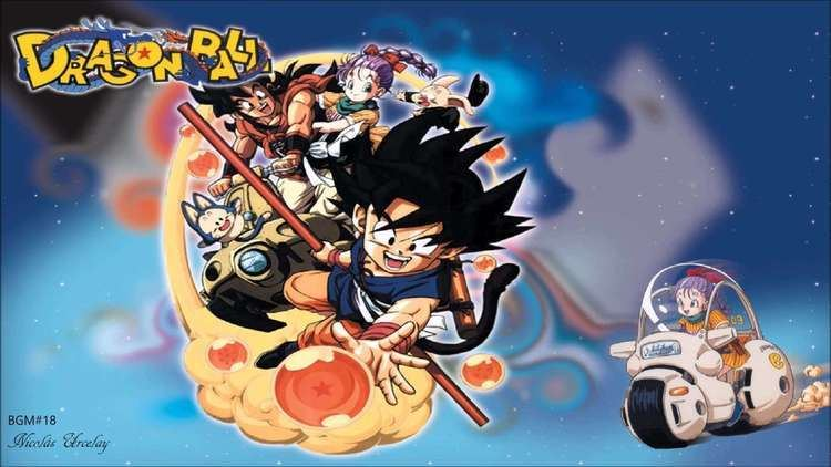Dragon Ball: The Path to Power Dragon Ball Movie 04 The Path to Power Dubbed