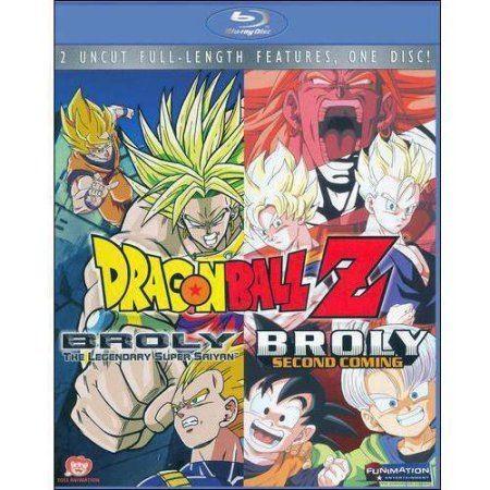 Dragon Ball Z: Broly – The Legendary Super Saiyan DragonBall Z Broly The Legendary Super Saiyan Broly Second