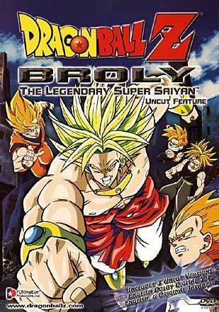 Dragon Ball Z: Broly – The Legendary Super Saiyan Dragon Ball Z Broly The Legendary Super Saiyan Review DReager139s Blog
