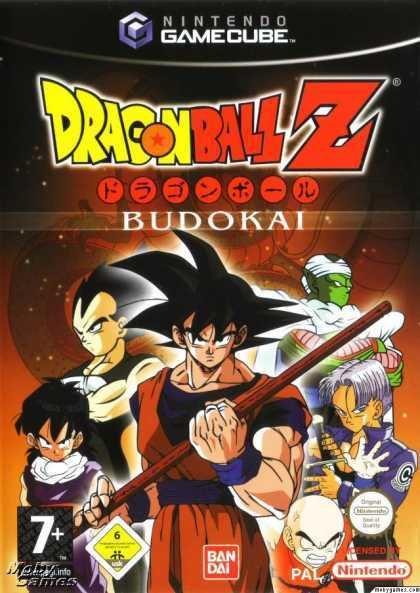 Dragon Ball Z: Budokai - Alchetron, The Free Social Encyclopedia