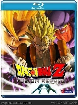 Dragon Ball Z: Fusion Reborn Dragon Ball Z Fusion Reborn DReager1s Blog
