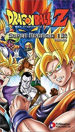 Dragon Ball Z: Super Android 13! Amazoncom Dragon Ball Z Movie 7 Super Android 13 Uncut Doc