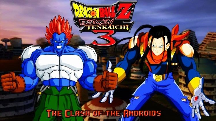 Dragon Ball Z: Super Android 13! Dragonballz Budokai Tenkaichi 3 Super 17 vs Super Android 13 YouTube