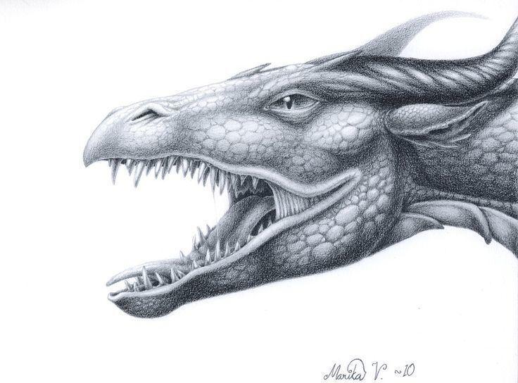 Dragon Head 25 best Dragon head tattoo ideas on Pinterest Dragon head Dragon