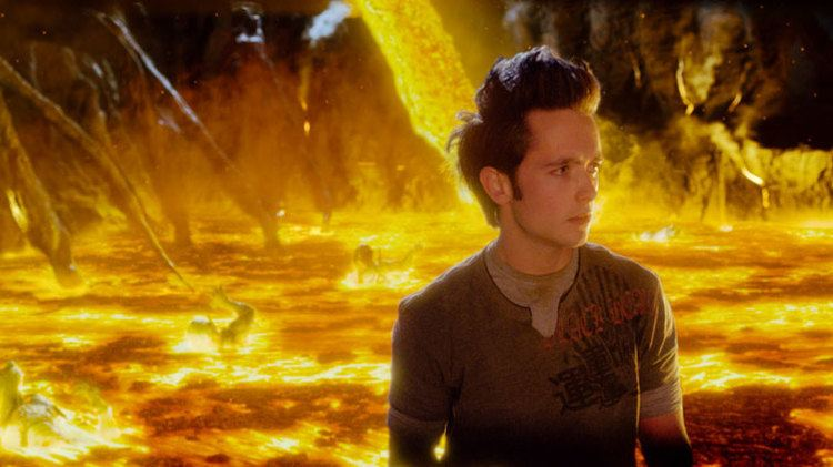 Dragonball Evolution movie scenes  Dragonball Evolution is based on the popular Japanese manga created by Akira Toriyama whose work spawned best selling graphic novels video games and a