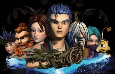 DragonBlade: The Legend of Lang DragonBlade