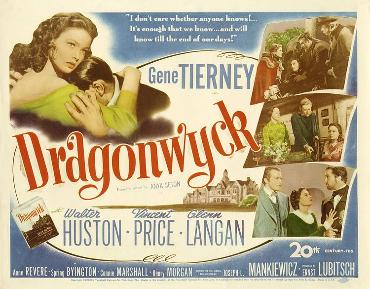 Dragonwyck (film) Complete Classic Movie Dragonwyck 1946 Independent Film News