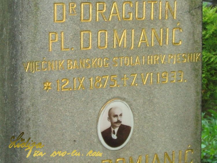 Dragutin Domjanic Alchetron The Free Social Encyclopedia