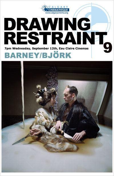 Drawing Restraint 9 Matthew Barney Drawing Restraint 9 Poster Bjrk Pinterest Films