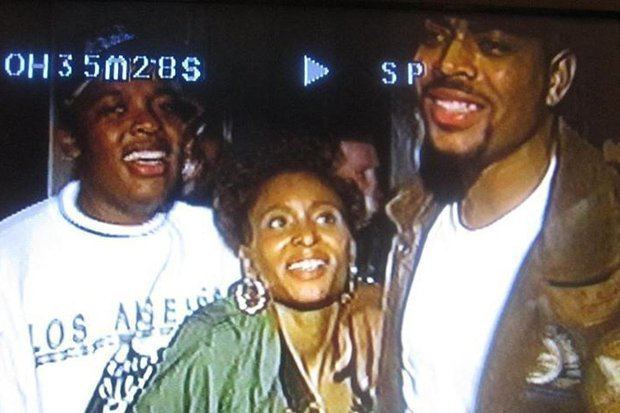 Dre Barnes Dee Barnes On Dr Dre Beating My Life Changed That Night