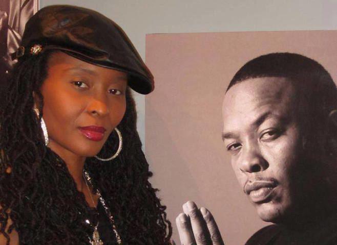Dre Barnes Dee Barnes and Michel39le Speak Out About Dr Dre39s Abusive