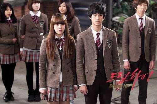 Dream High Dream High Korean Drama AsianWiki