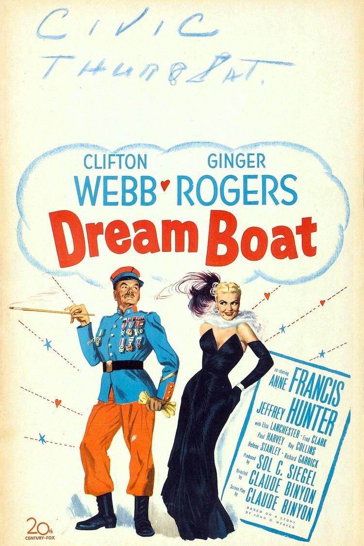 Dreamboat (film) wwwgstaticcomtvthumbmovieposters6153p6153p