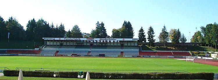 Drei Flüsse Stadion