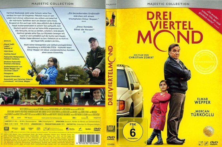 Dreiviertelmond Dreiviertelmond DVD oder Bluray leihen VIDEOBUSTERde
