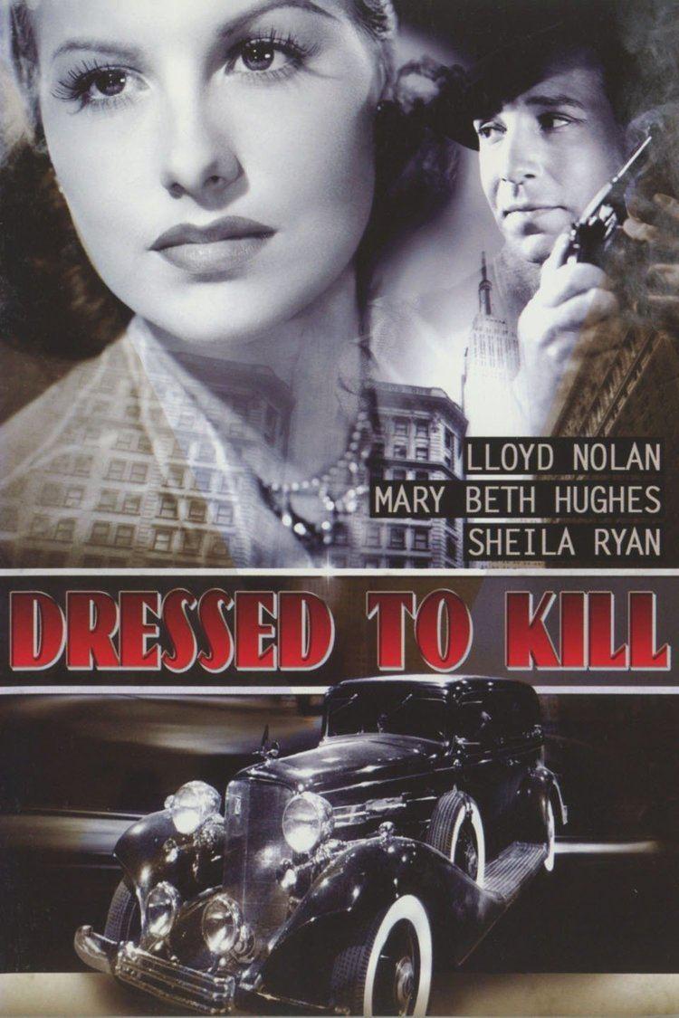 Dressed to Kill (1941 film) wwwgstaticcomtvthumbmovieposters1862p1862p