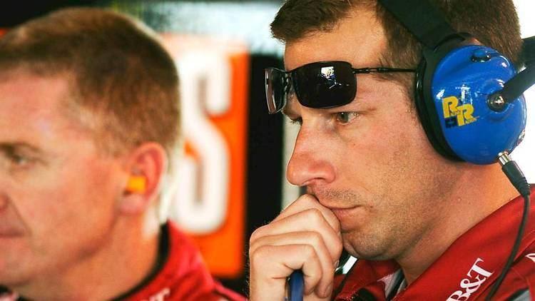 Drew Blickensderfer Drew Blickensderfer new crew chief for Richard Petty Racing Aric