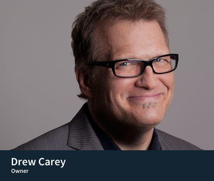 Drew Carey Drew Carey Seattle Sounders FC