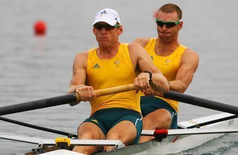 Drew Ginn Rowing Sports Olympics smhcomau