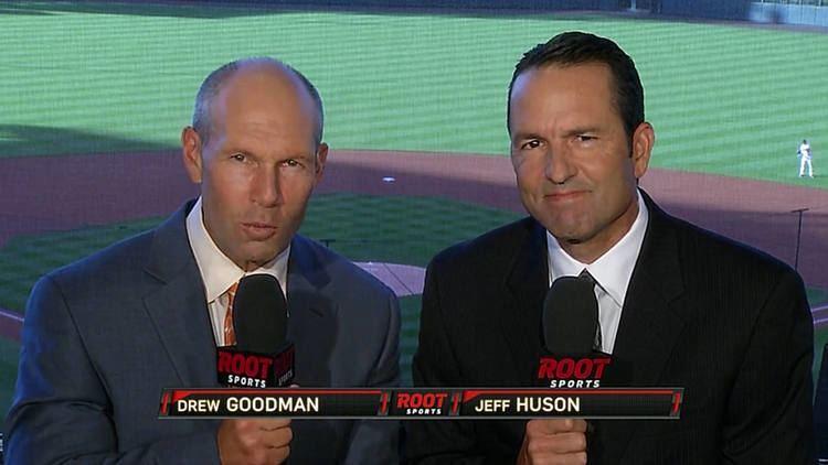 Drew Goodman Rockies broadcast When average is best average at best MLB
