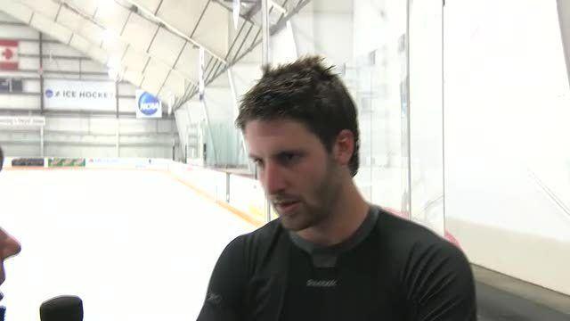 Drew Schiestel Drew Schiestel Interview 7611 Video NHL VideoCenter