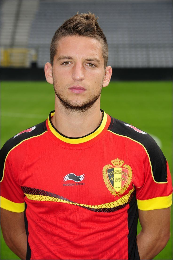 Dries Mertens Dries Mertens our pride Later BelRedDevils will play